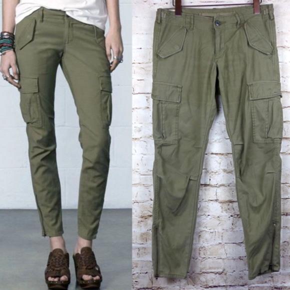 24703f3e13 Denim & Supply Ralph Lauren Pants - Denim & Supply Ralph Lauren Skinny Army Cargo  Pant